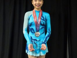 Elizabeth Song, New England Regional Champion